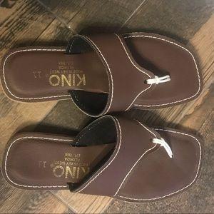 Men's Kino Flip Flops, size 11